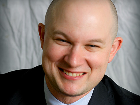 headshot of Matt Heinz