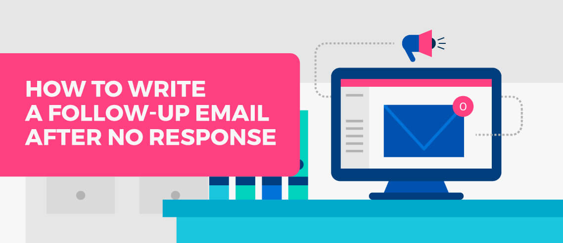 Title Card - How To Write A Follow Up Email After No Response