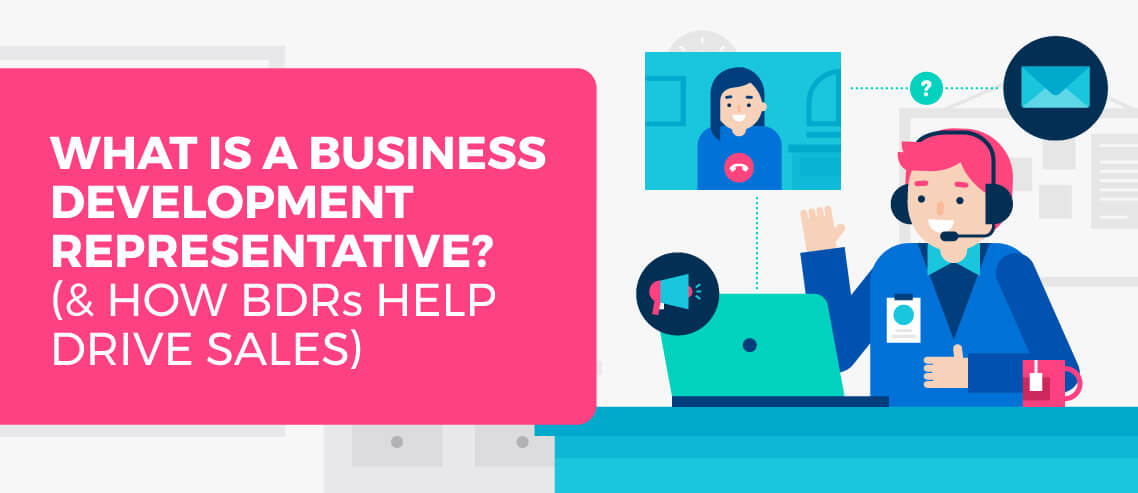what is a business development representative