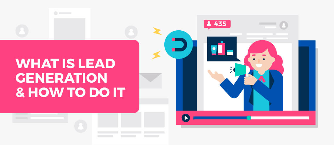 Title Card - What is Lead Generation and How to Do It