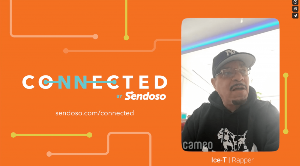Sendoso Connected with Ice-T Cameo