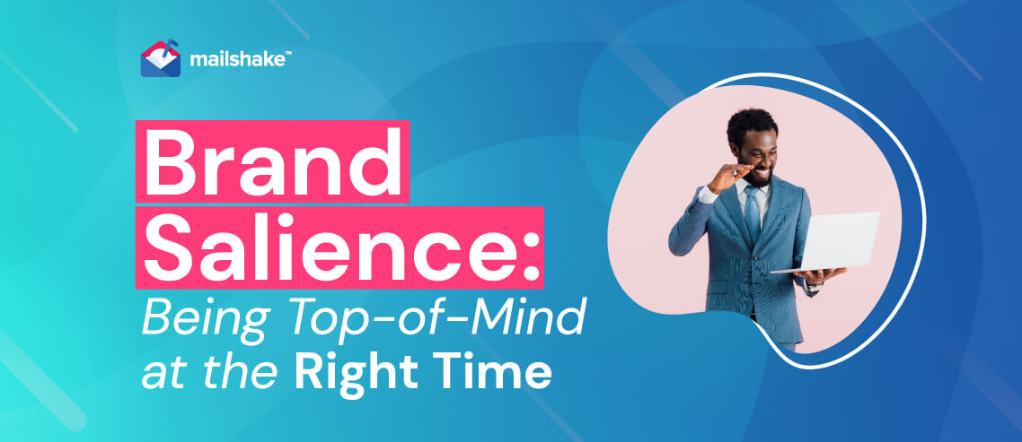 Brand Salience: Being Top-of-Mind at the Right Time