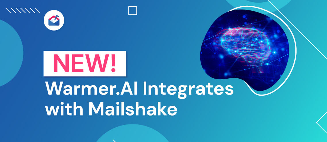 Warmer.AI Integrates with Mailshake