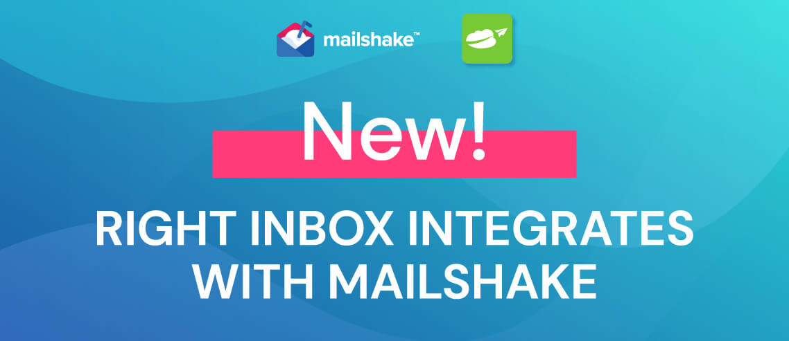 Right Inbox Integrates with Mailshake